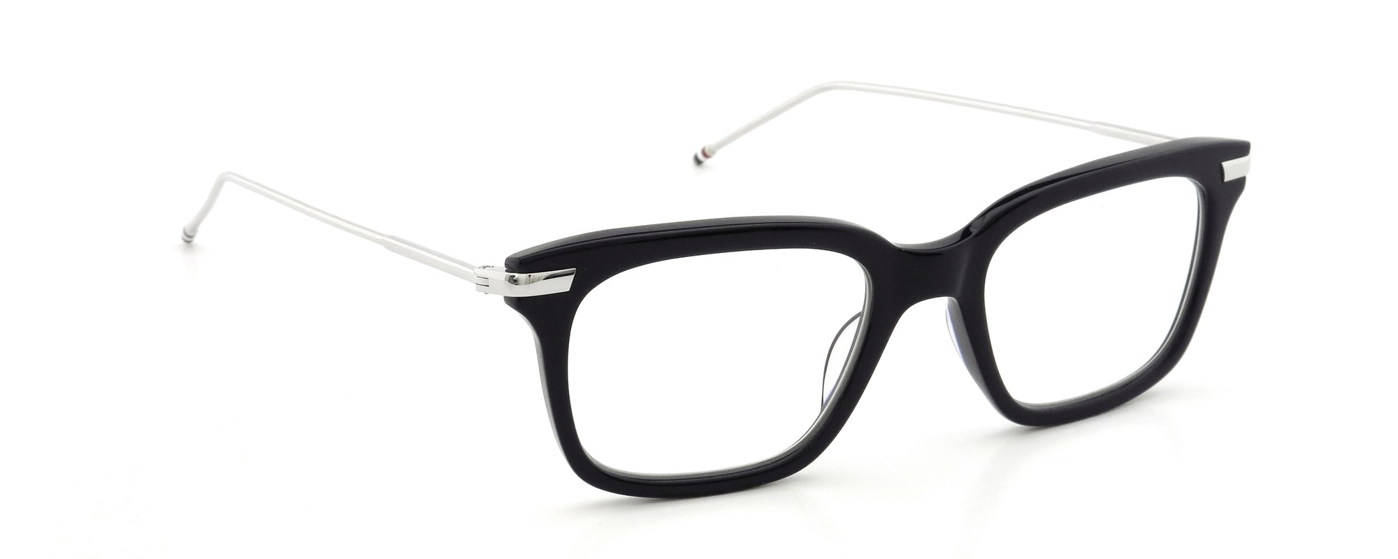 THOM BROWNE. TB-701-H NVY/SLV 49size