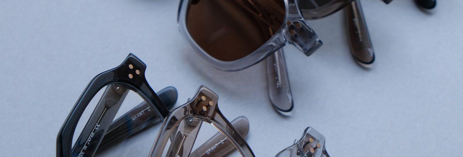 GRANTのメガネとサングラス