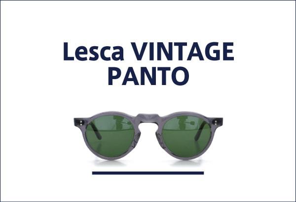 lesca vintage panto