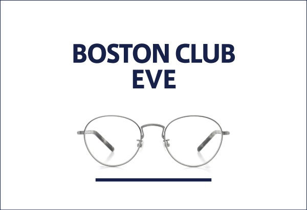 BOSTON CLUB メガネ EVE