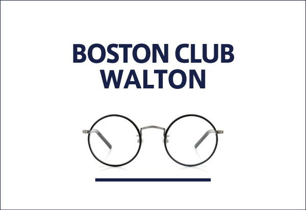 BOSTON CLUB メガネ WALTON