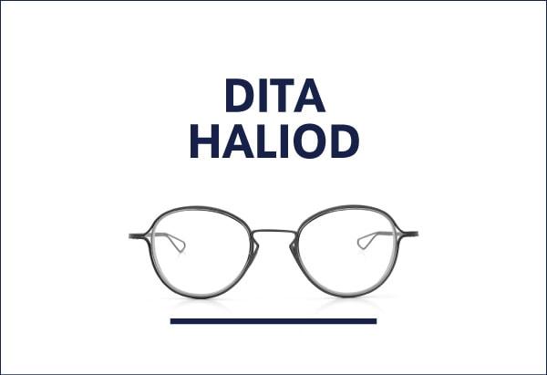 DITA メガネ HALIOD