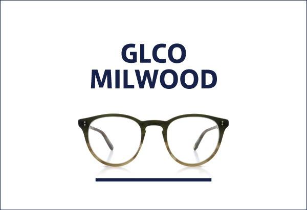 GLCO メガネ MILWOOD