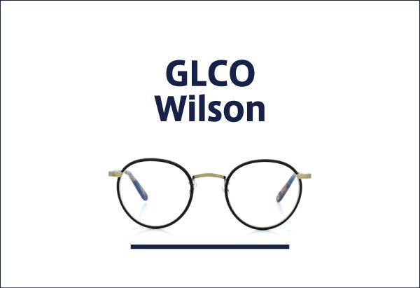 GLCO メガネ Wilson