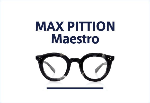MAX PITTION Maestro