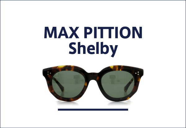 MAX PITTION Shelby