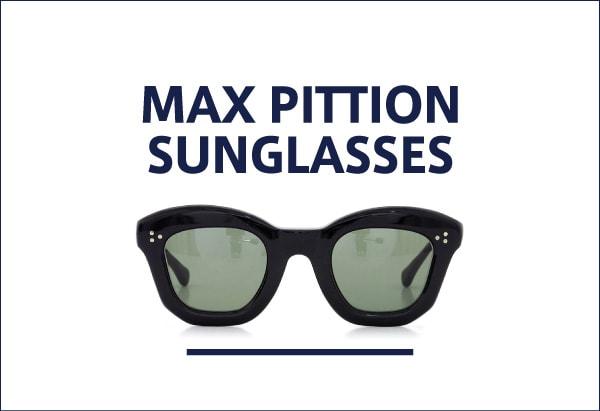 MAX PITTION サングラス