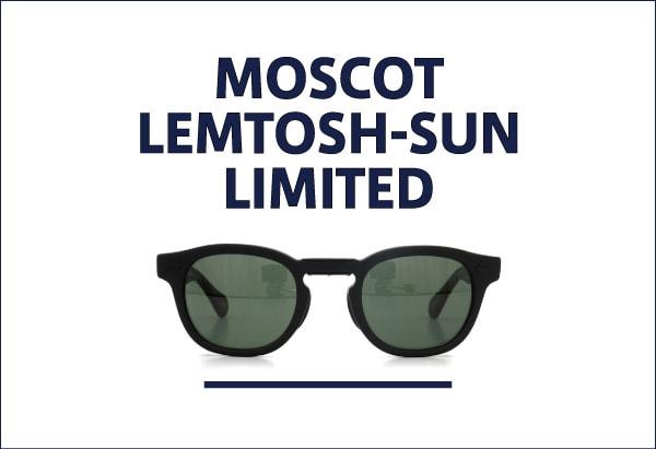 MOSCOT LEMTOSH 限定サングラス