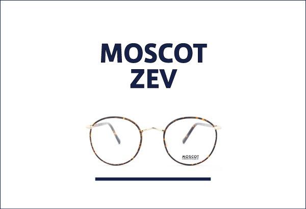 MOSCOT 定番メガネZEV