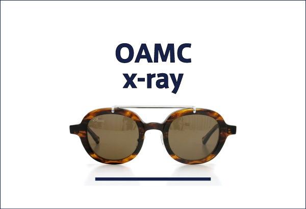 OAMC x-ray