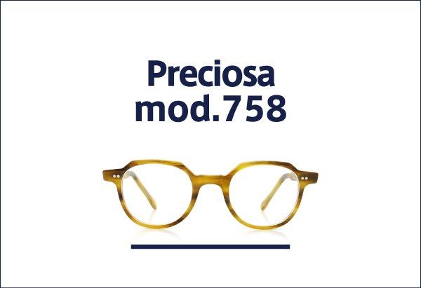 Preciosa メガネ mod758