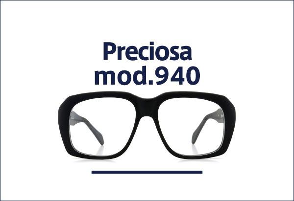 ULTRA GOLIATH復刻 Preciosa メガネ mod940