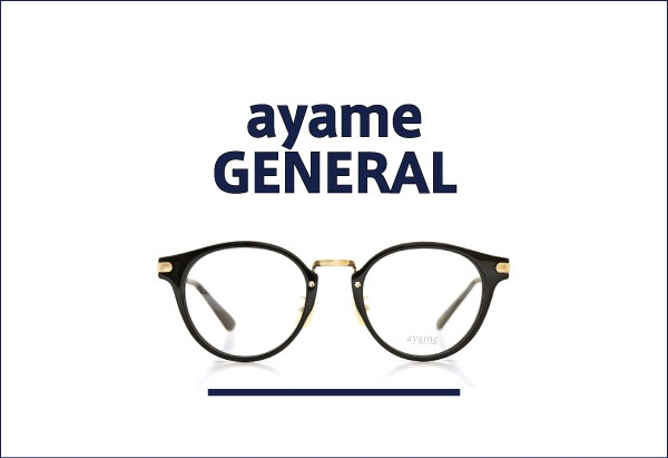 AYAME 定番メガネ GENERAL