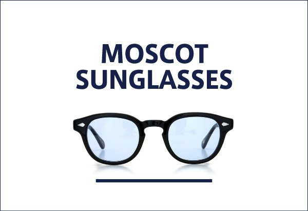MOSCOT サングラス