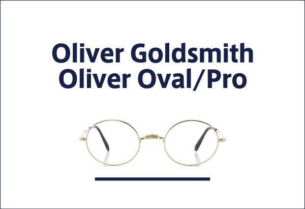 メガネ oval/pro