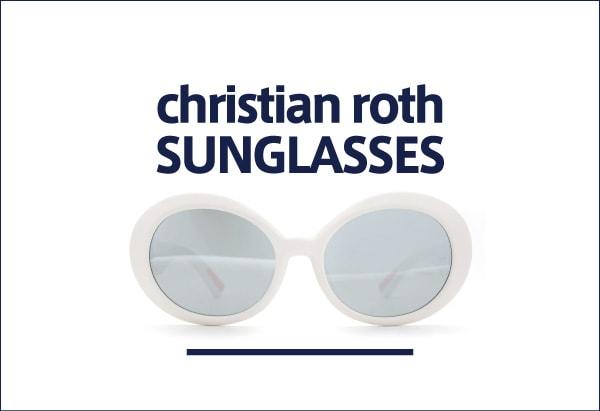 christian roth サングラス