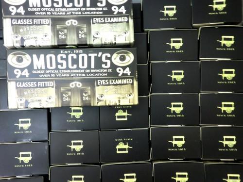MOSCOT 大量に入荷