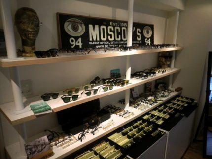 MOSCOT|モスコット 2013 展示会