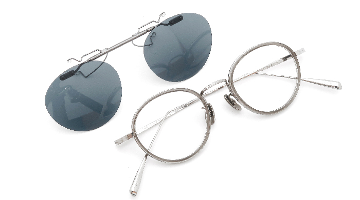 クリップオンサングラス OLIVER PEOPLES Hllerman BECR MG-AG