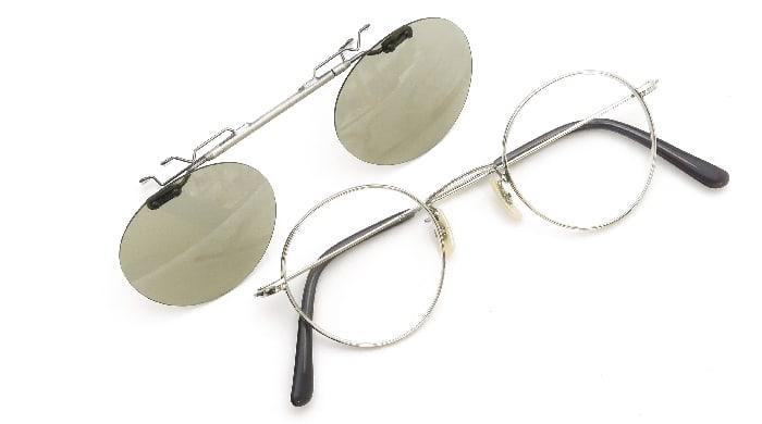 クリップオンサングラス 白山眼鏡 SPM AB-AS