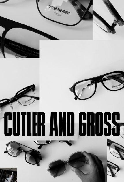 CUTLER AND GROSS Trunk-show