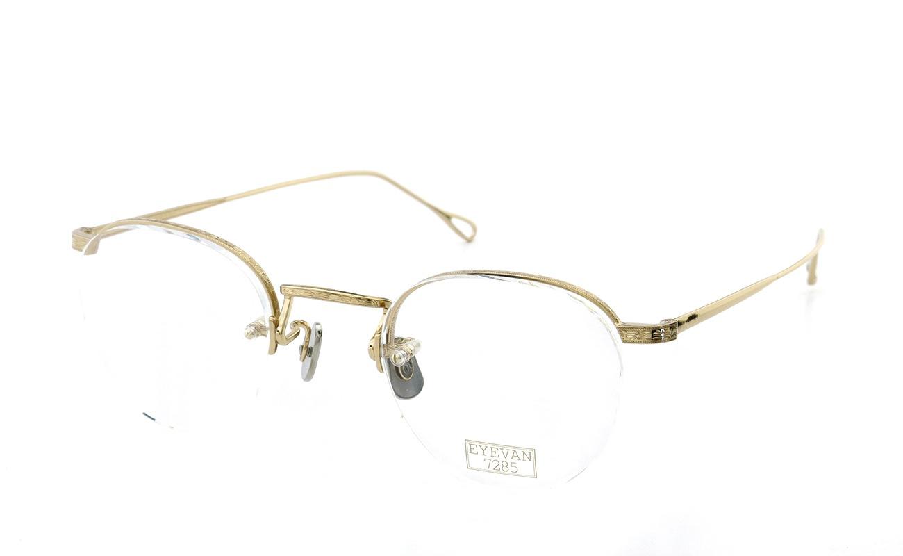 EYEVAN 7285 メガネ 143 C.900 [8th]