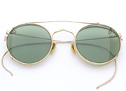 vintage メガネ