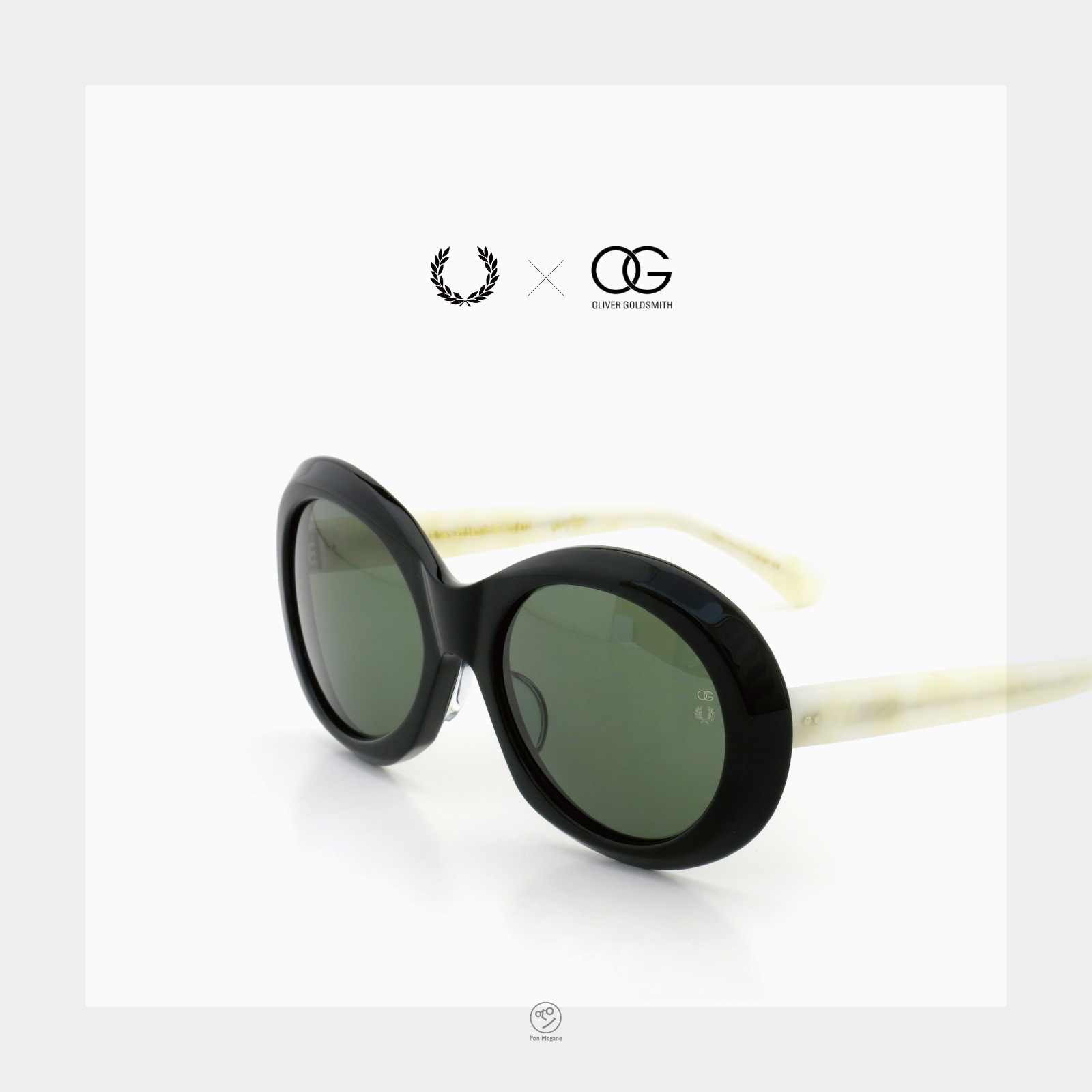 FRED PERRY別注 Oliver Goldsmith /AUDREY 7月15日より販売開始。