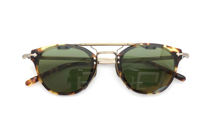 clip OLIVER-PEOPLES 507C DTB RG/AG close