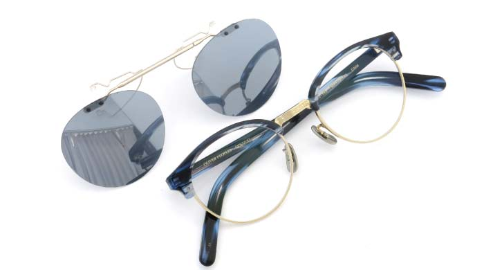clip OLIVER PEOPLES OP-15-XL DNM SMG/G