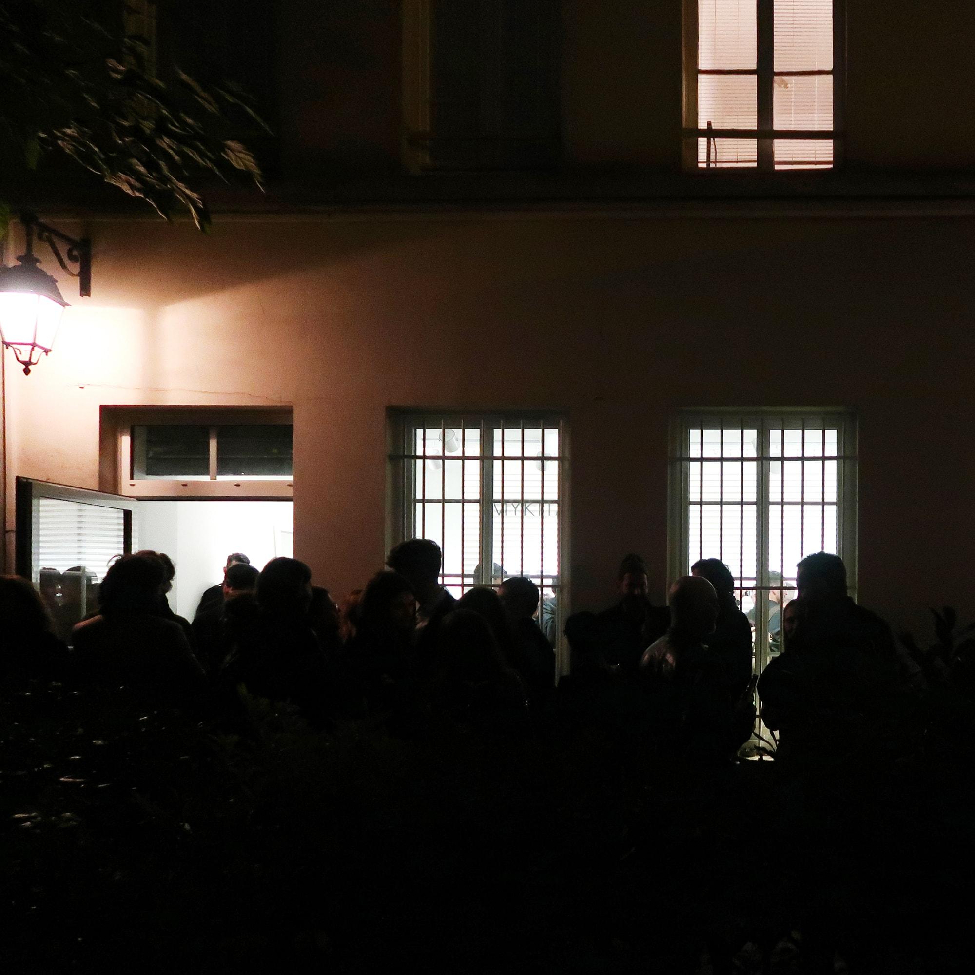MYKITA + Maison Margiela launch party