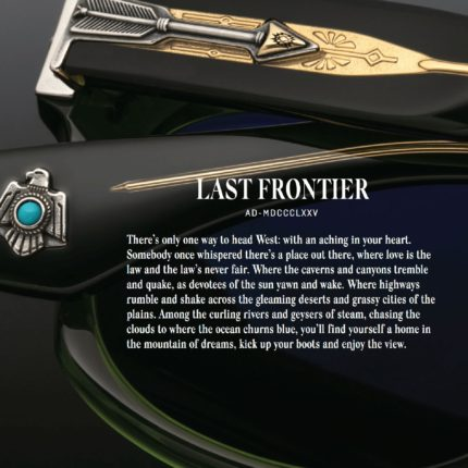 THE LAST FRONTIER collection  / JACQUESMARIEMAGE