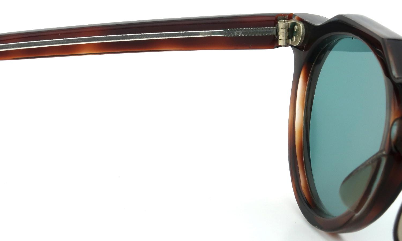 Lesca Vintage Crown-Panto Demi-Clear 6mm (v4) 9