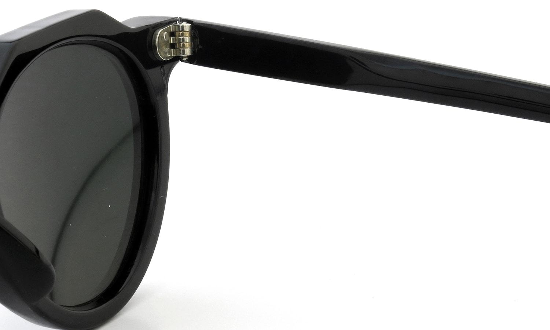 Lesca Vintage Crown-Panto type-A Black 6mm (v19) 10