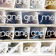 明日、2/27(土)から始まる「megane and me for ponmegane」販売とフェアのお知らせ