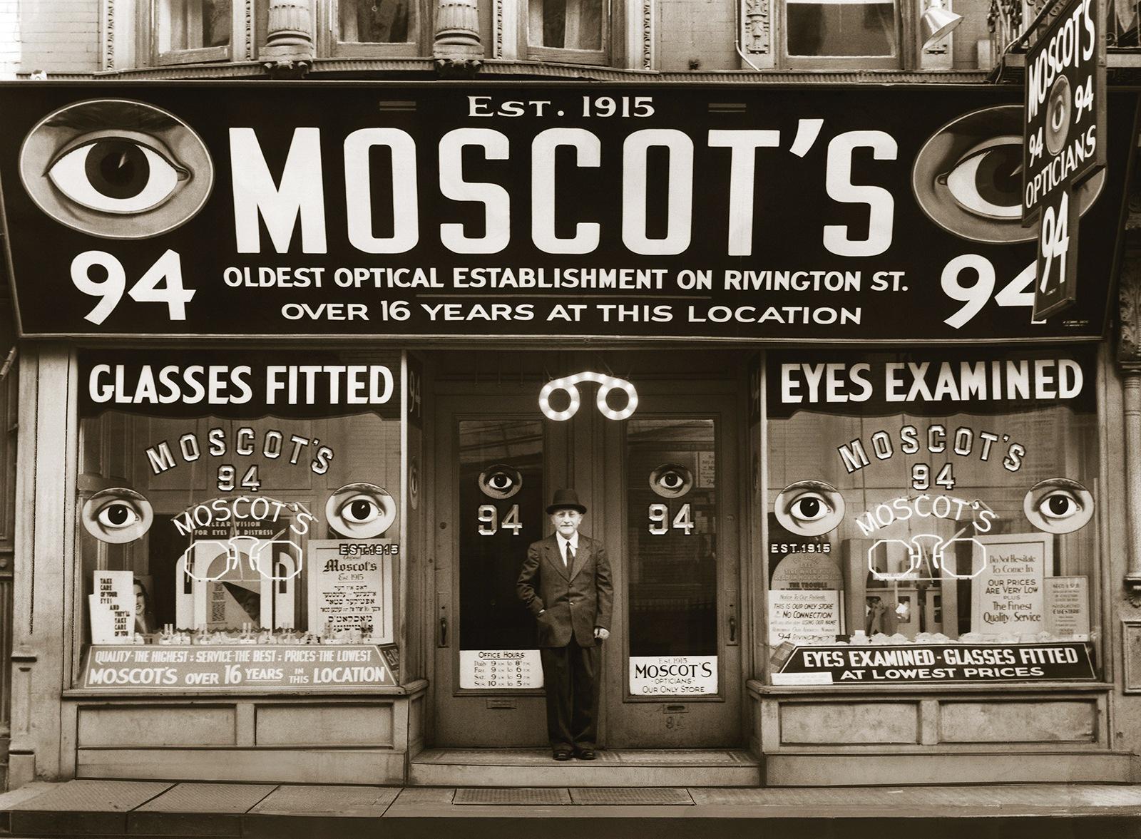 MOSCOT モスコット