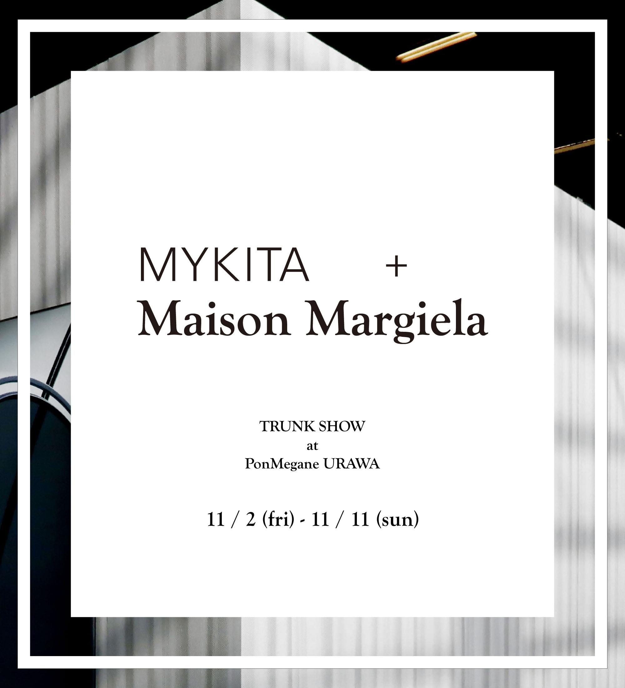 MYKITA + Maison Margiela Trunk-Show