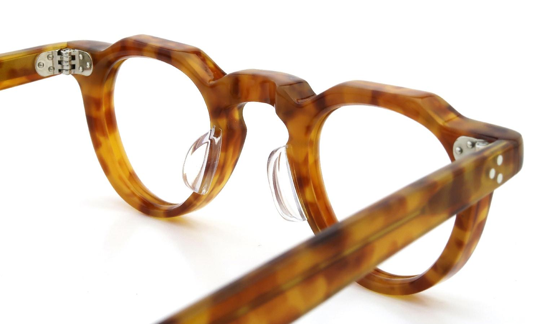 眼鏡の鼻あて・パット交換 Lesca BERTOLD 03 後