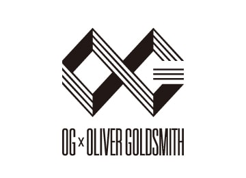 OG×OLIVER GOLDSMITH logo