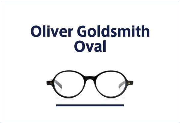 Oliver Goldsmith オーバル
