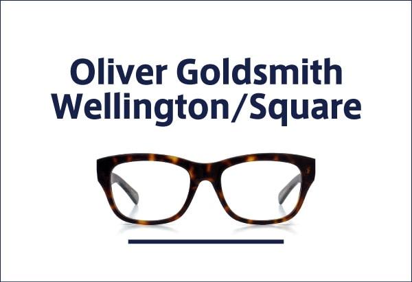 Oliver Goldsmith ウエリントン