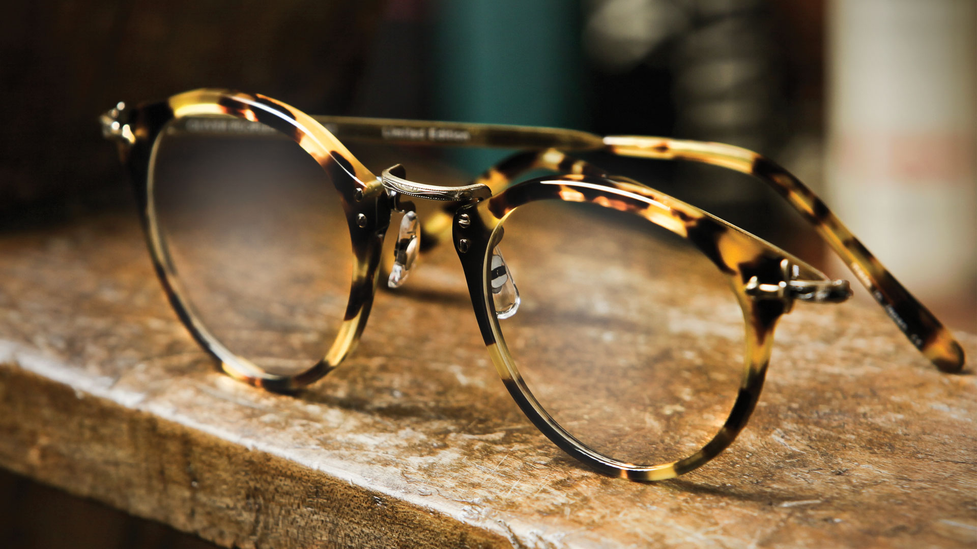 OLIVER PEOPLES 復刻モデル