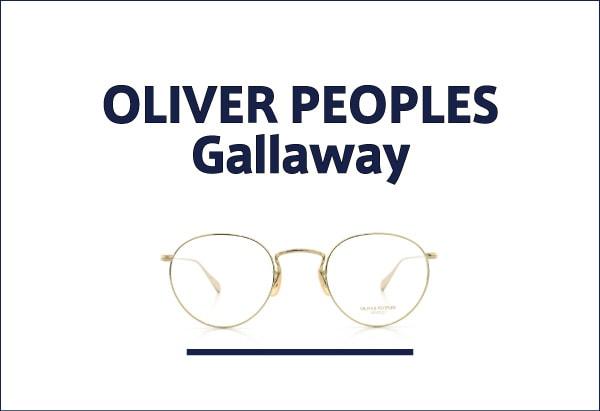 OLIVER PEOPLES Gallaway