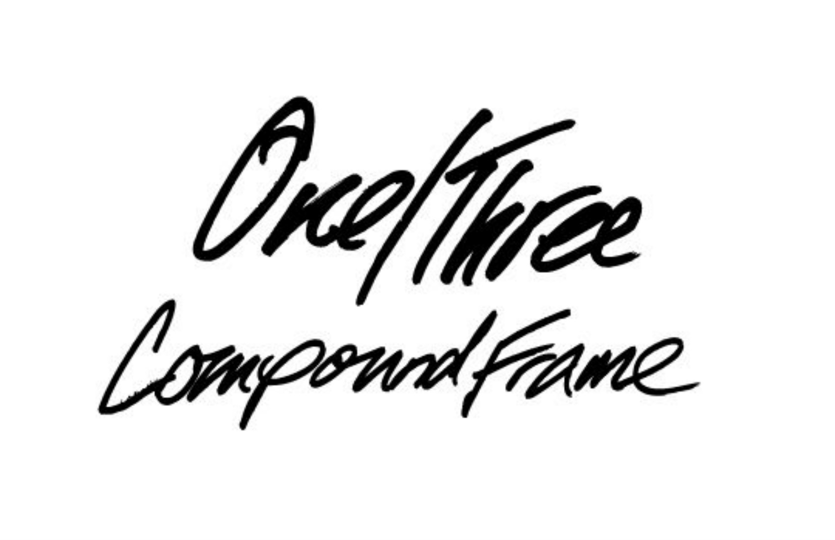One/Three Compound Frame
