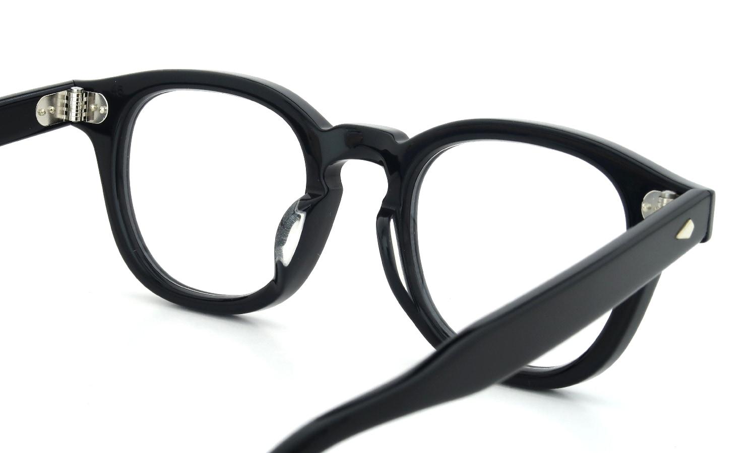 眼鏡の鼻あて・パット交換 JTO AR46 Black 前