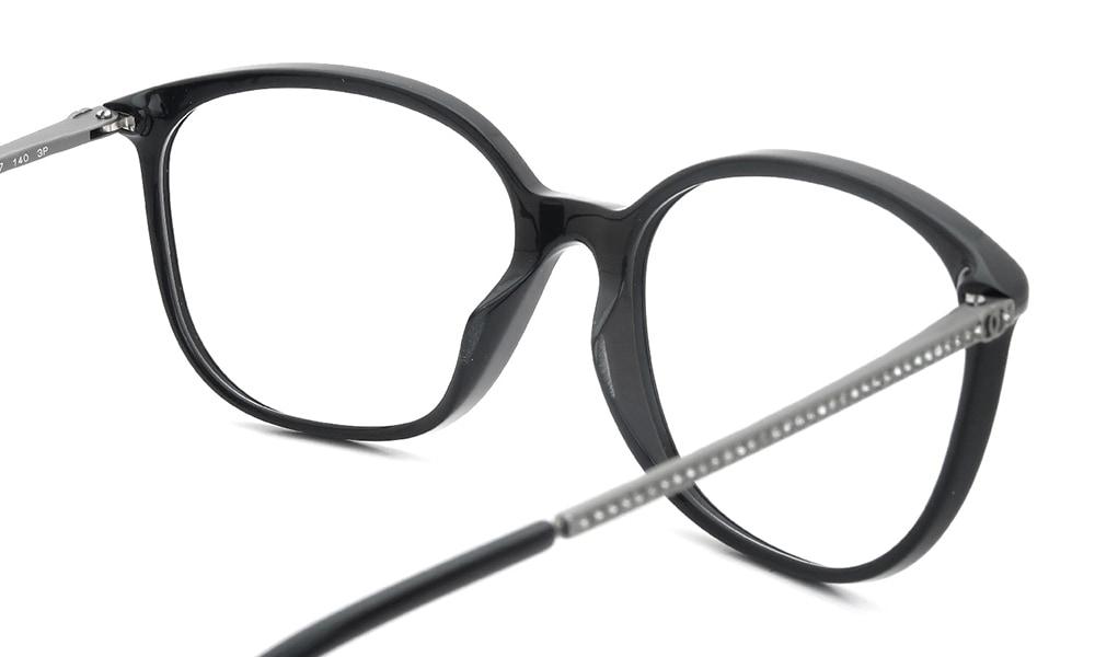 眼鏡の鼻あて・パット交換 CHANEL 5291-B-A 前