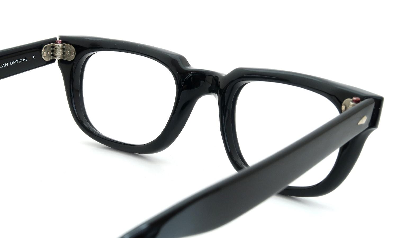 眼鏡の鼻あて・パット交換 American Optical MANHATTAN 前