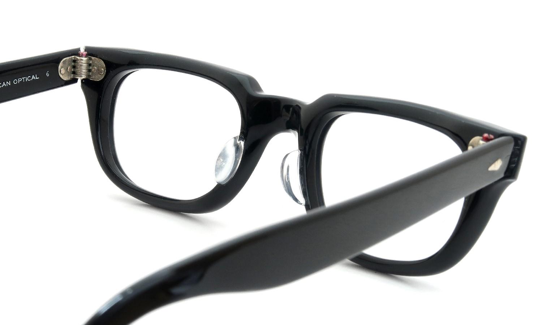 眼鏡の鼻あて・パット交換 American Optical MANHATTAN 後