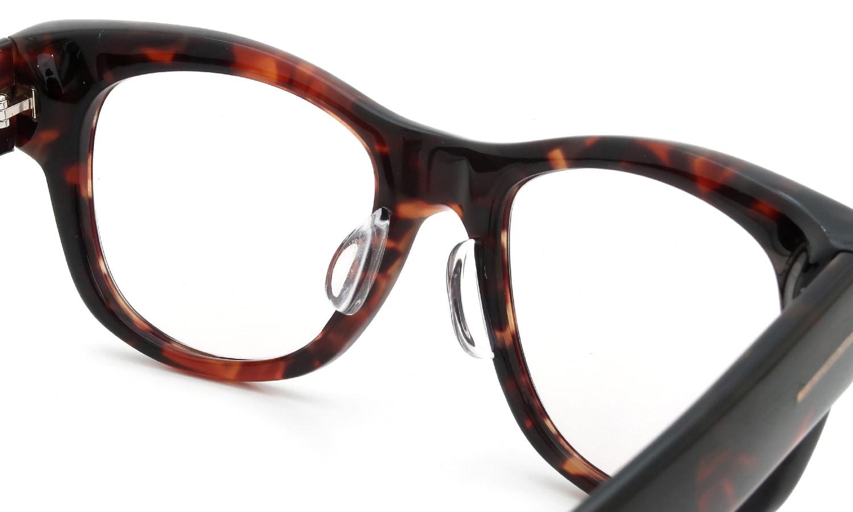 眼鏡の鼻あて・パット交換 TOM-FORD TF5040 182 裏