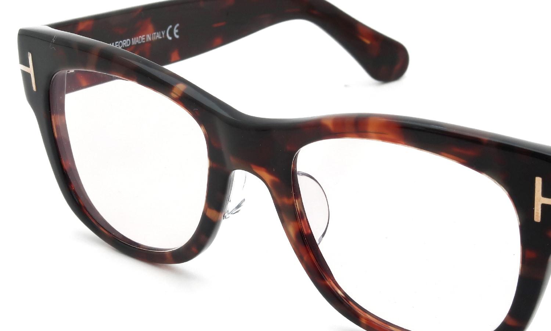 眼鏡の鼻あて・パット交換 TOM-FORD TF5040 182 面